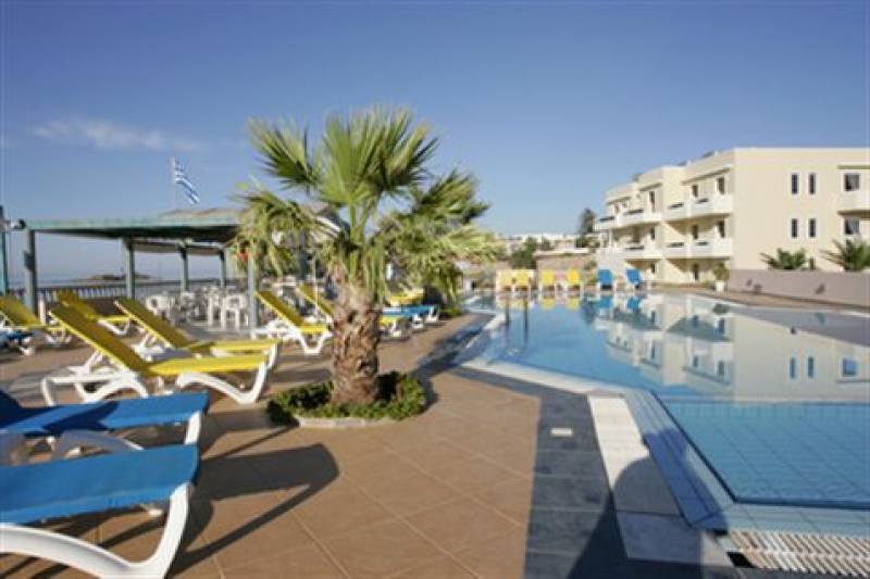 Appartementen Theo Star - Malia - Heraklion Kreta